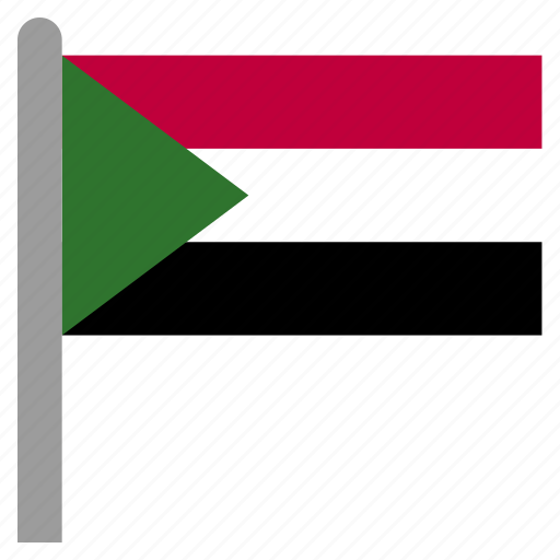 africa, african, east, sdn, sudan, sudanese icon
