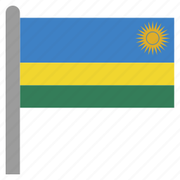 africa, african, kigalim, rwa, rwanda, rwandan icon