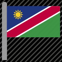 africa, nam, namibia, namibian, southern icon