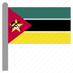 africa, african, moz, mozambican, mozambique icon