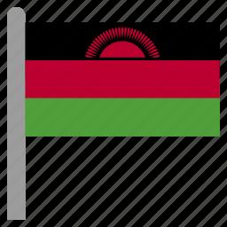 africa, african, malawi, malawian, mwi icon
