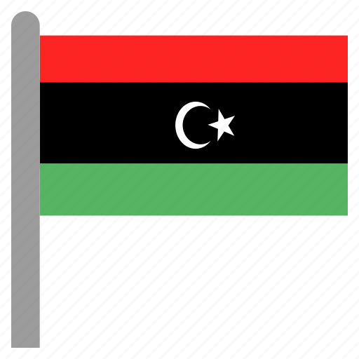 africa, african, lby, libya, libyan icon