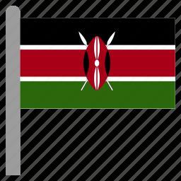 africa, african, ken, kenya, kenyan icon