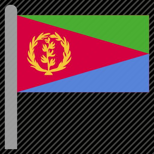 africa, african, eri, eritrea, eritrean icon