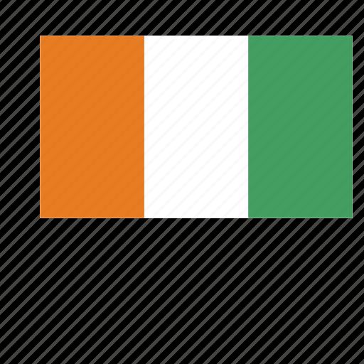african, civ, coast, cote, d, ivoire, ivory icon