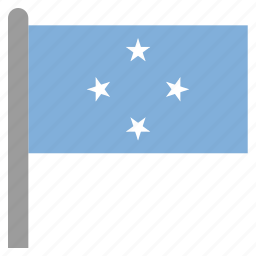 federated, fsm, micronesia, of, state, states icon