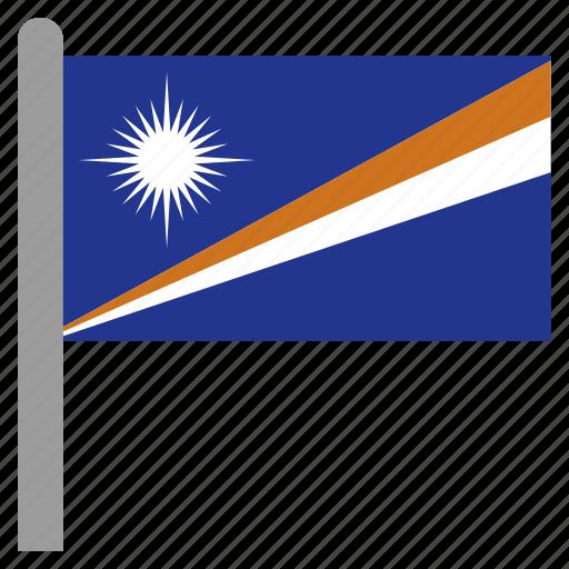 islands, marshall, mhl, oceania icon