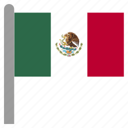 america, mex, mexican, mexico, north icon