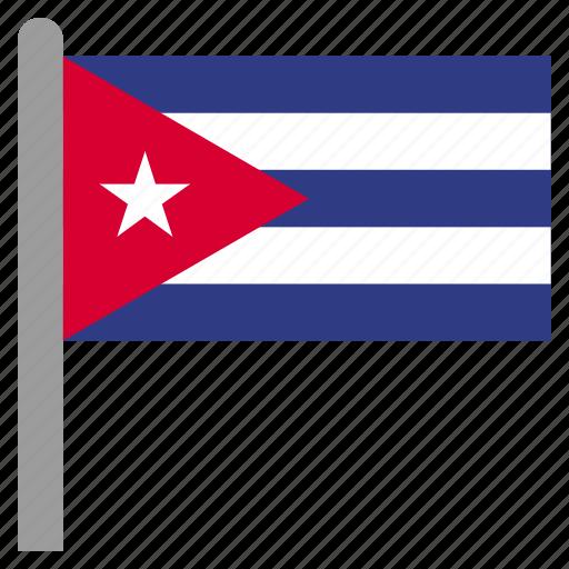 caribbean, cub, cuba icon