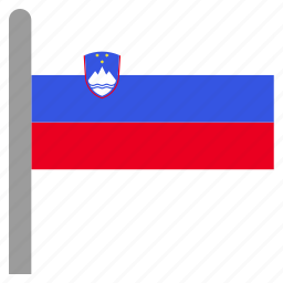 europe, european, slovenia, slovenian, svn icon