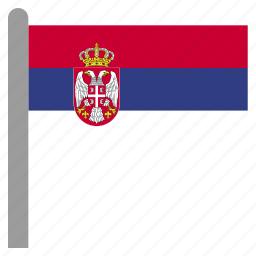 europe, serbia, serbian, srb icon