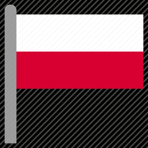 europe, pol, poland, polish icon