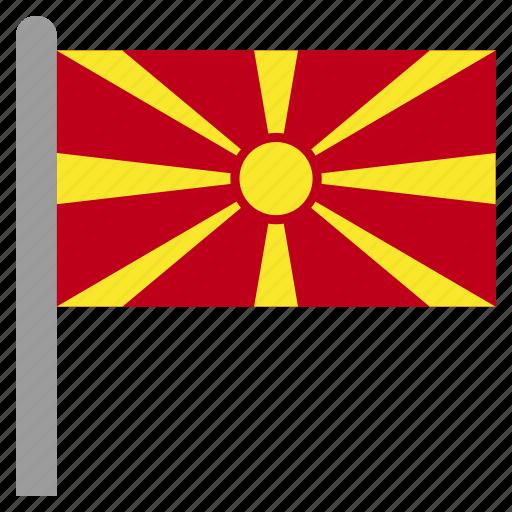 balkans, fyrom, macedonia, macedonian, mkd icon