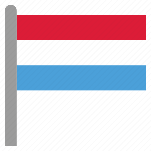europe, lux, luxembourg, luxembourgish icon