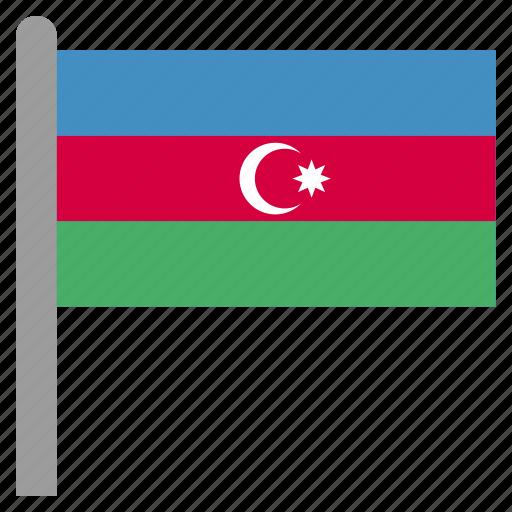 asia, asian, aze, azerbaijan, azerbaijani, manat icon