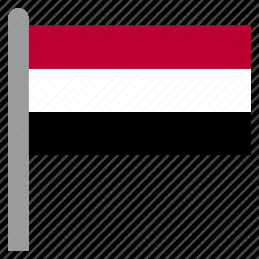 east, middle, yem, yeman, yemeni icon