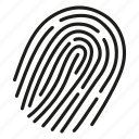 anatomy, arm, biometrics, black, crime, criminal, element, finger, fingerprint, footprint, hand, icon, id, illustration, isolated, key, people, press, print, printout, security, sign, silhouette, single, stamp, symbol, technology, textured, thumbprint, vector, white icon