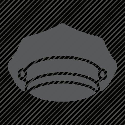 Cap, cop, hat, officer, police, policeman, uniform icon - Download on Iconfinder