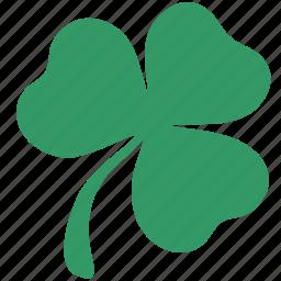 day, emblem, holiday, leaf, patrick, st icon