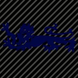 emblem, england, history, lions, three icon