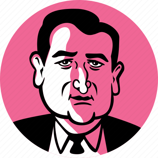 avatar, candidate, congress, conservative, government, male, man, person, politician, portrait, republican, senator, tea party, ted cruz icon