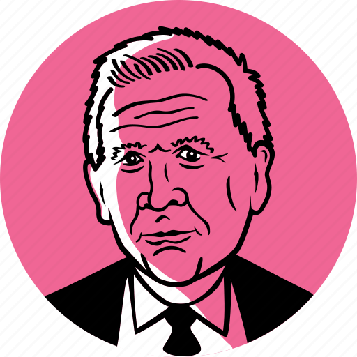 avatar, candidate, conservative, face, government, governor, john kasich, male, man, ohio, politician, politics, portrait, profile, republican icon