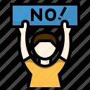avatar, politics, protest, protestor, resist, social