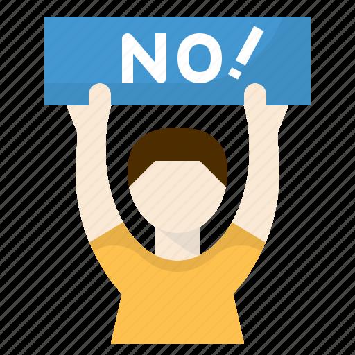 Avatar, politics, protest, protestor, resist, social icon - Download on Iconfinder