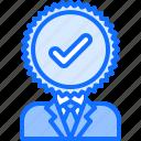 candidate, check, choice, politician, politics, vote, voting icon