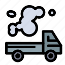 automobile, emission, gas, pollution, truck