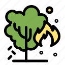 energy, environment, green, pollution icon