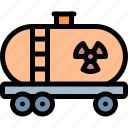 gas, pollution, tank, waste icon