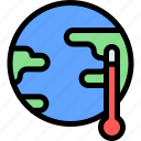 gas, global, pollution, warming, waste icon