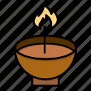 celebrate, deepam, deepavali, diwali, festival, lamp, ligh icon
