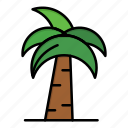 culture, global, india, indian, palm, srilanka, tree icon