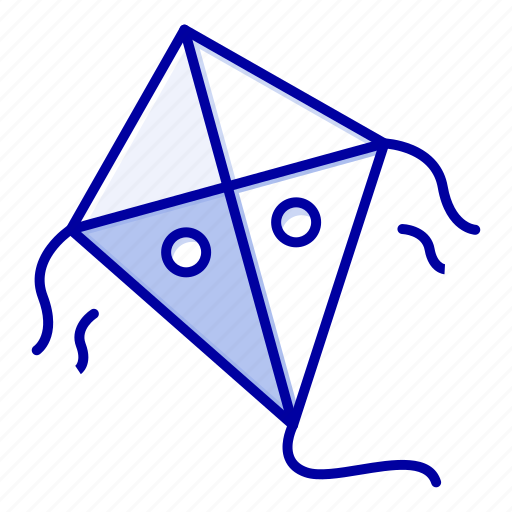 Festival, flying, kite icon - Download on Iconfinder