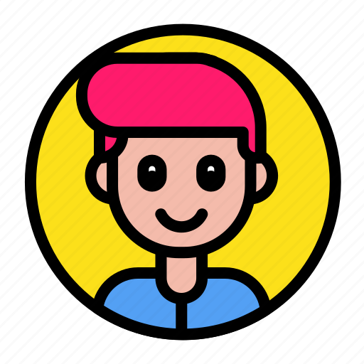 avatar, boy, contact, man, people, profession, user icon