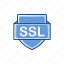 secure, secure sockets layer, security, ssl icon