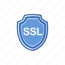 badge, safe, security, ssl badge icon