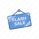 discount, flash sale, sale, tag icon