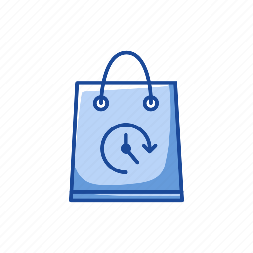 Bag, paper bag, shopping, shopping bag icon - Download on Iconfinder
