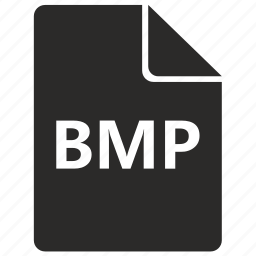 bmp, document, file, format, graphics icon