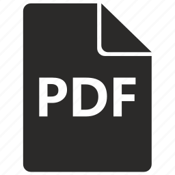 document, file, format, pdf, preview icon