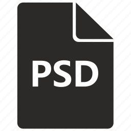 adobe, document, file, format, photoshop, psd icon