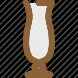 cocktails, glass, hurricane, popular icon