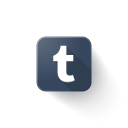 logo, tumblr icon