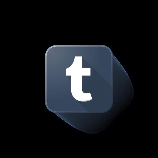 logo, tumblr icon