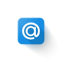 logo, mail, mailru, ru icon