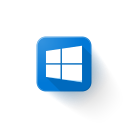 logo, microsoft, windows icon