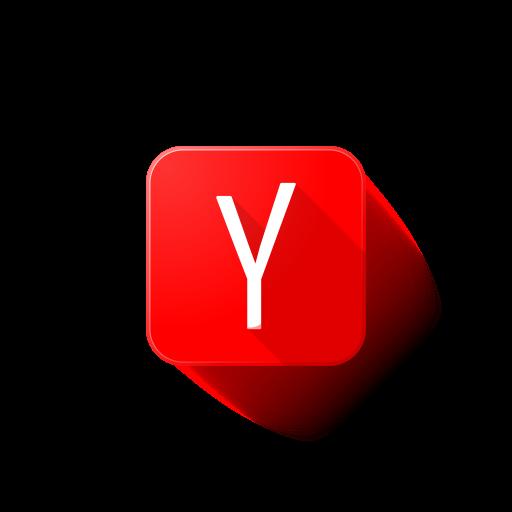 logo, yandex icon